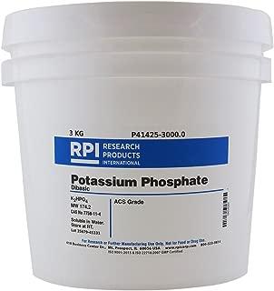 Potassium Phosphate, Dibasic, ACS Grade, 3 Kilograms