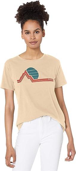 Classic Retro Short Sleeve T-Shirt