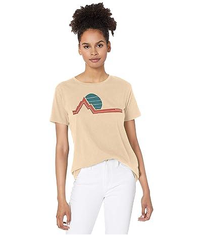 Burton Classic Retro Short Sleeve T-Shirt Women