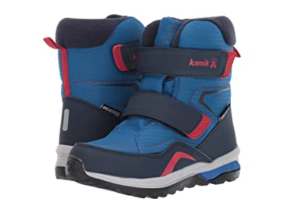 Kamik Kids Chinook (Toddler/Little Kid/Big Kid) (Strong Blue) Boys Shoes