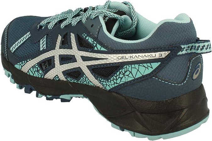 ASICS Gel-Kanaku 3 Womens Running Trainers T85NQ Sneakers Shoes ...