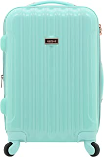 Women's Alma Hardside Spinner Luggage, Opal, Carry-On...