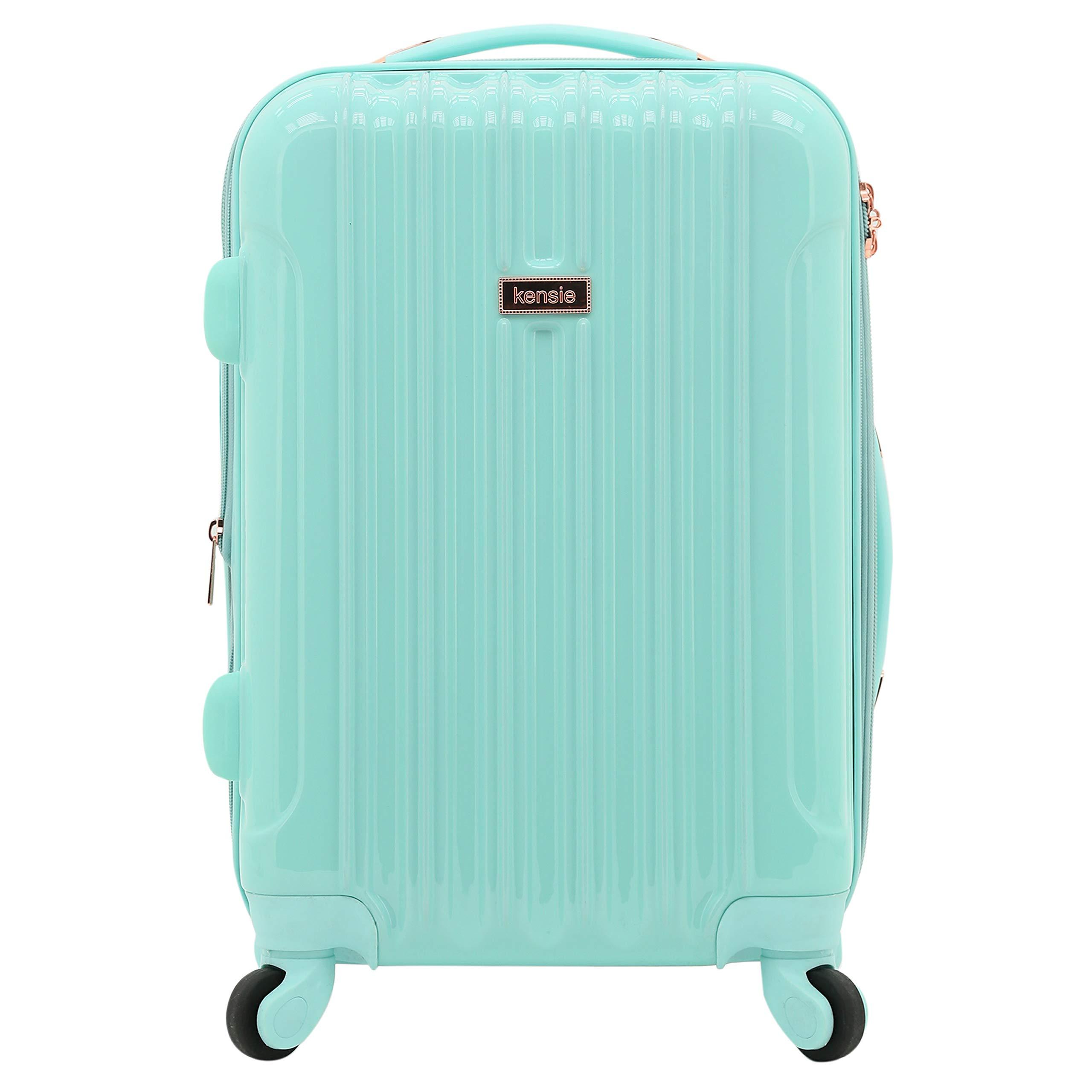 kensie Carry TSA Lock Spinner Luggage
