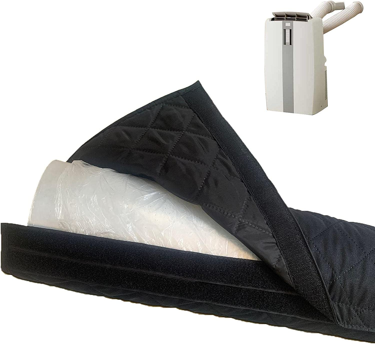 Nanyaciv Charlotte Mall Hose Cover Max 46% OFF for Portable Ac Conditioner Air Sleeve