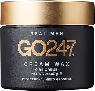 GO247 Cream Wax, 2 Oz