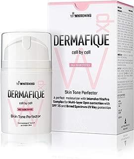 Dermafique Skin Tone Perfector, White, 20g