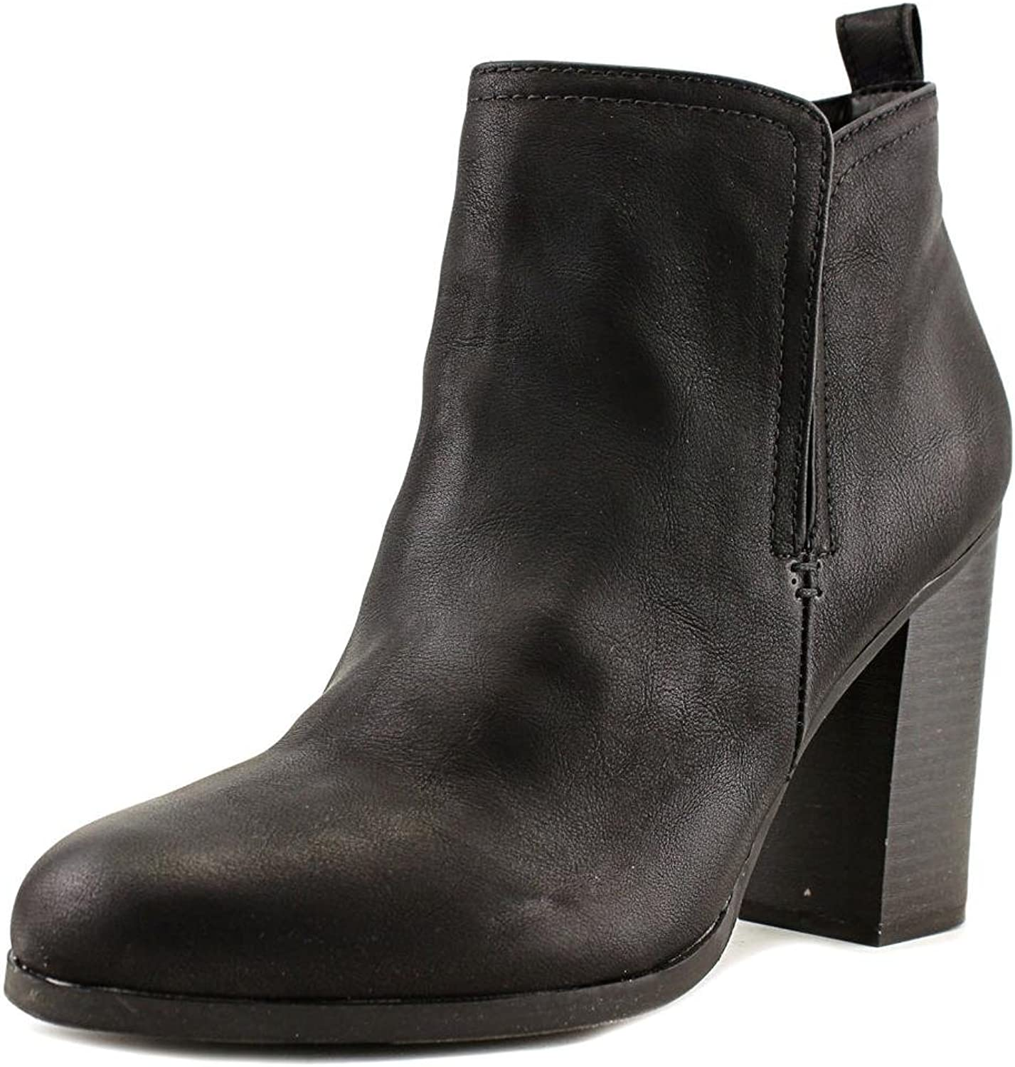 American Rag Womens Seleste Closed Toe Ankle Fashion Boots, Black, Size 11.0