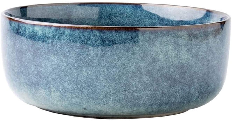 Porcelain Serving Salad Bowls Bowl Soup Al sold out. Inches No Home Luxury goods 8.5