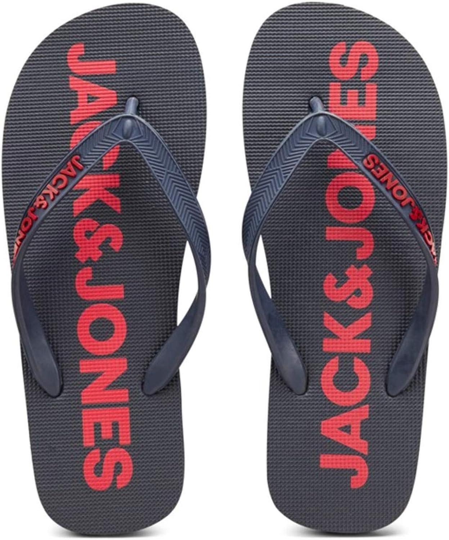 Chanclas Hombre Jack /& Jones Jfwlogo Pack Flip Flop