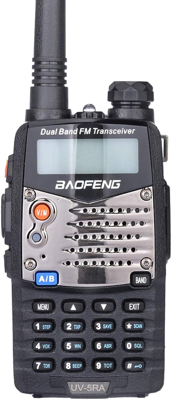 Baofeng UV5RA Ham Two Way Radio Tr Spasm price 136-174 MHz 400-480 Dual-Band Free Shipping Cheap Bargain Gift