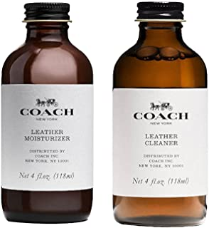 Leather Handbag Moisturizer and Cleaner Set