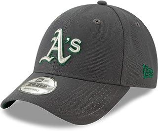 New Era Oakland Athletics 9Forty MLB The League Graphite Adjustable Hat