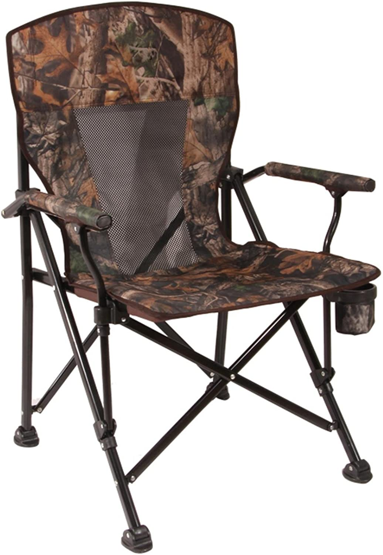JUIANG Outdoor Folding Chair Portable Beach Chair LoadBearing 150Kg Stool Fishing Lounge Chair