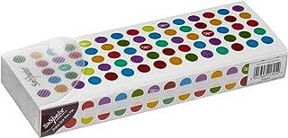 Snopake - Custodia per penne e matite 1 pezzo White/Polka Dots
