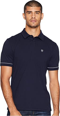 Carlos Short Sleeve Polo Knit