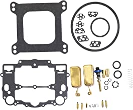 Carburetor Rebuild Kit For Edelbrock 1477 1400 1404 1405 1406 1407 1411 1409 With New Floats