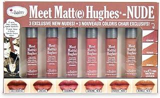theBalm Meet Matte Hughes Nude