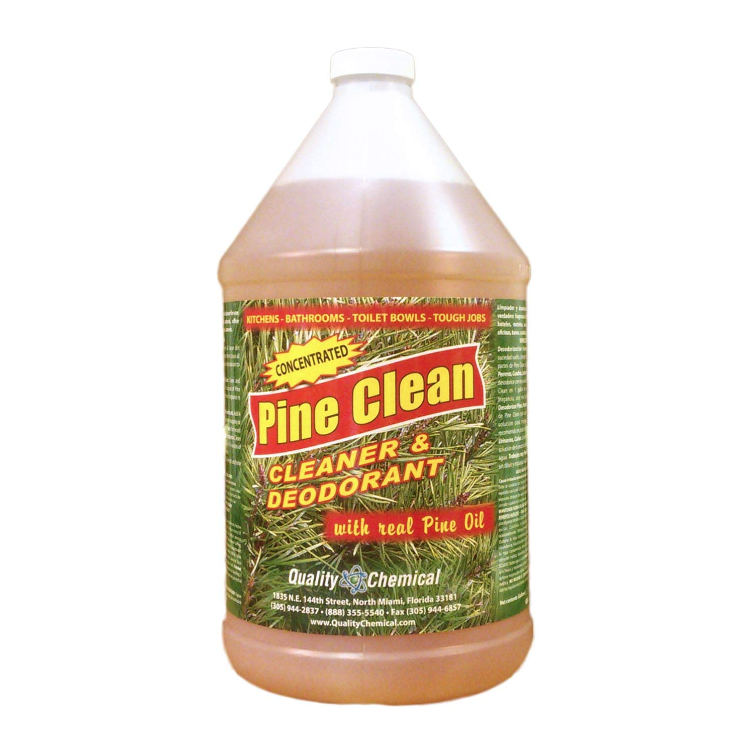 Pine Clean - Brand new A Powerful Pleasant Pure Cleaner New Orleans Mall deodorizing with
