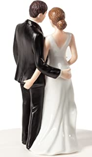 a22d7415914 Wedding Collectibles Funny Sexy Tender Touch Wedding Cake Topper with Bride  and Groom