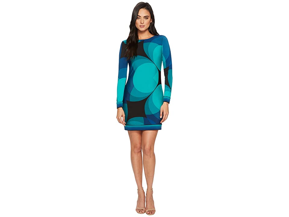 Trina Turk Camellia Dress (Aquatic) Women