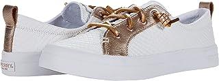 حذاء رياضي نسائي Crest Vibe من Sperry, (وايت روز سنيك), 37 EU