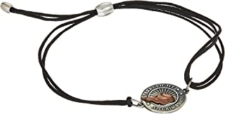 Alex and Ani Women's Liberty Copper Carry Light¿ Kindred Cord Bracelet Sterling Silver One Size