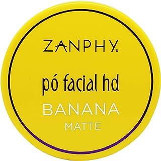 Pó Facial Hd Banana - Banana, Zanphy
