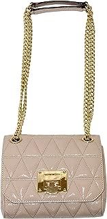 MICHAEL Michael Kors VIVIANNE Small Women's Shoulder Flap Leather Handbag