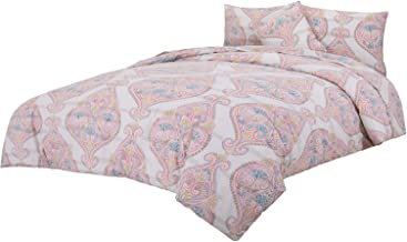 Home Comfort Subtle Luxurious Premium Quality 4 Piece Comforter Set Single
