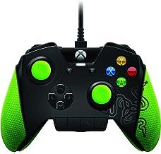 Razer Wildcat - Controlador premium personalizável eSports para Xbox One e Windows 10 PC - 4 botões programáveis (renovado)