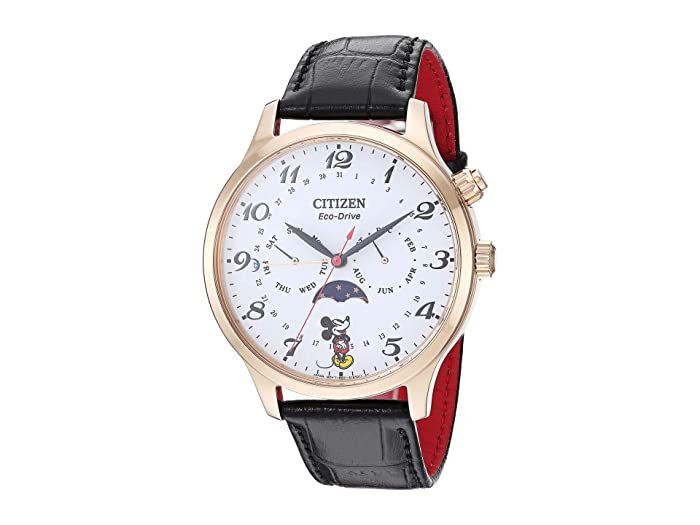 Citizen Watches  Mickey Mouse AP1053-15W (Black) Watches
