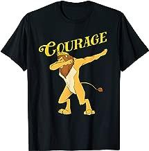 Dabbing Cowardly Lion Shirt-The Wizard Of Oz TShirt -Courage T-Shirt