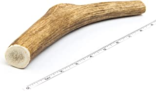 Premium Elk Antlers Dogs | All Natural Antler Dog Chew Elk Bone | Healthy & Long Lasting Aggressive Chewers | Wild Sourced in The USA - Veteran Owned