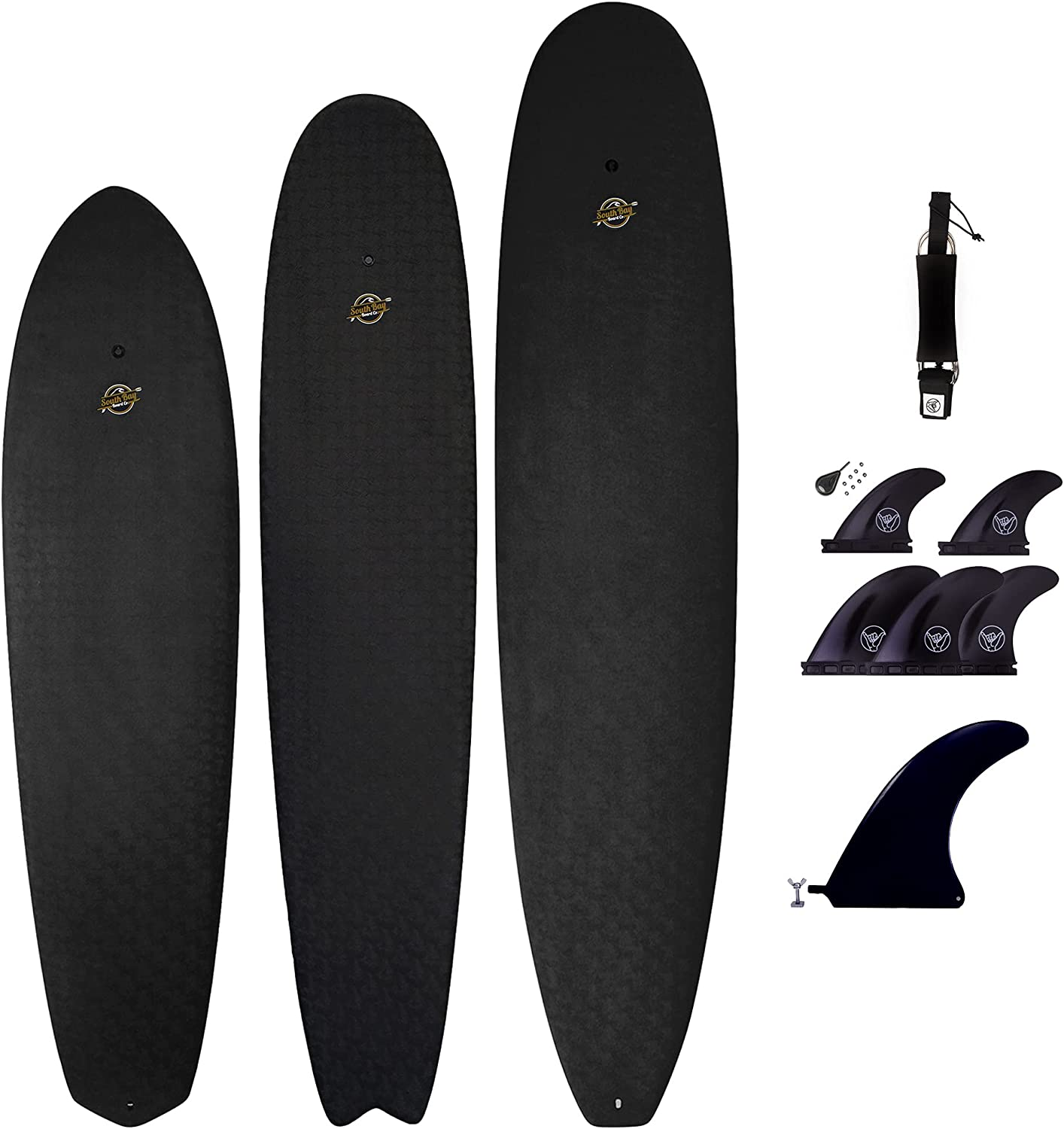 South Bay Board Co. - 格安 7'7 Surfboards Hybrid メーカー直送 8'4 Wax-Free 9'6 S