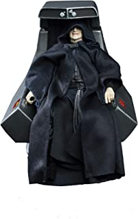 """Star Wars The Black Series Emperor Palpatine Action Figure with Throne 6""""-Scale Return of The Jedi Collectible (Amazon Exclusive)"""