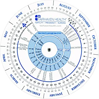 ovulation calendar wheel