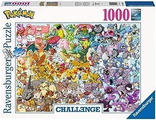 Ravensburger puzzel Pokémon - Legpuzzel - 1000 stukjes