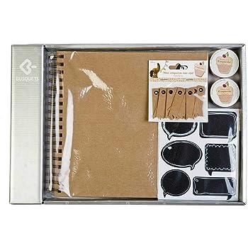 Pack Scrapbooking Album y Etiquetas: Amazon.es: Juguetes y juegos