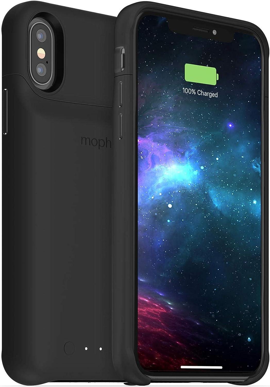Mophie - Funda/Cargador móvil Juice Pack Access iPhone X/XS Negro