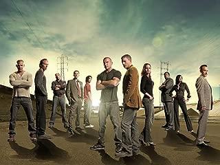 Prison Break Poster Lincoln Burrows/Michael Scofield/All characters Prints Wall Decor Wallpaper (32x24 inch)