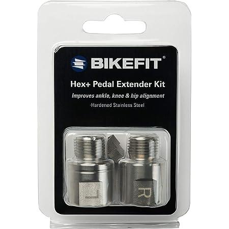 BIKEFIT (バイクフィット) Hex+ 20mm ペダルスペーサー