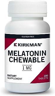 Melatonin 1 mg Chewable Tablets - 100 ct