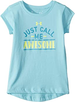 Just Call Me Awesome Short Sleeve (Toddler)