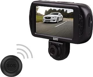 Máy thâu hình đặt trên xe ô tô – BOYO VTR217GW – Full HD 2-Channel Dash Cam Recorder