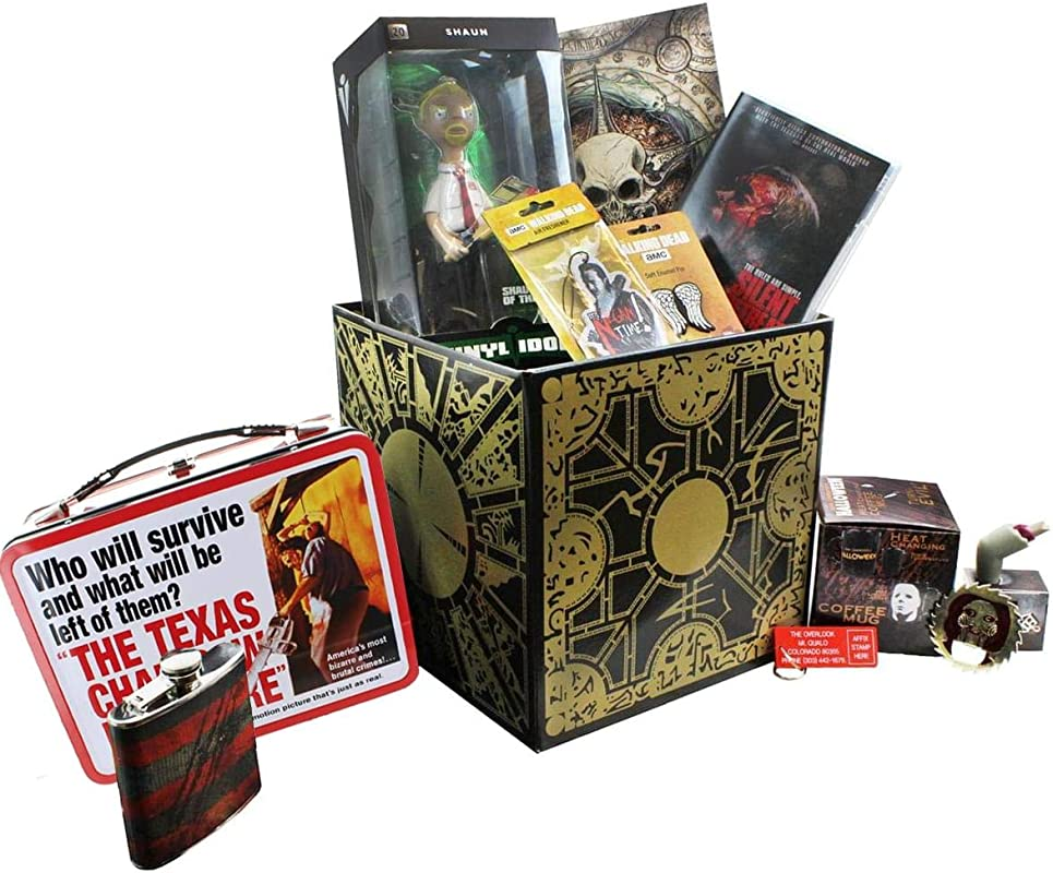Toynk Horror Movies Collectibles Horror LookSee Collectors Box Collector S Edition