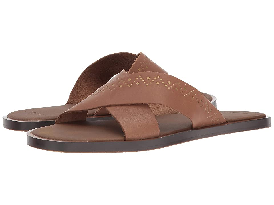 Sanuk Yoga Adley (Tobacco/Gold) Women
