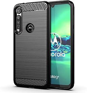Moto G8 Plus case,MAIKEZI Soft TPU Slim Fashion Anti-Fingerprint Non-Slip Protective Phone Case Cover for Motorola Moto G8...