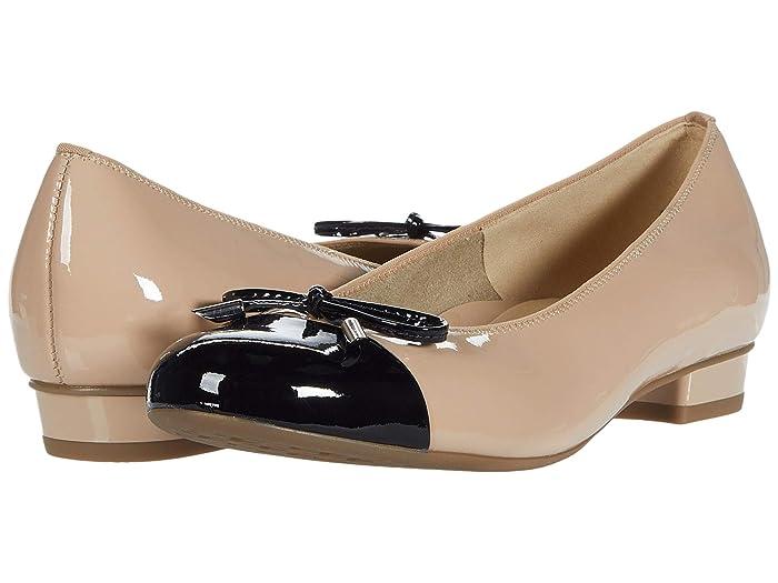 ara  Belinda (Nude Softlack) Womens Shoes