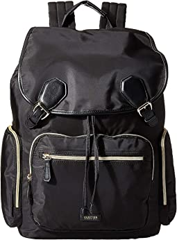 Silky Polyester Backpack