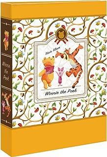 Nakabayashi Co., Ltd. pocket album L-size three-stage 180 Holds Winnie the Pooh 1PL-1503-3